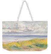 On The Cliffs Weekender Tote Bag