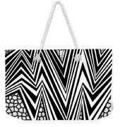 On The Cutting Edge Weekender Tote Bag