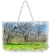 On The Edge Of A Dream Weekender Tote Bag