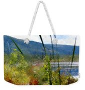 On The Edge Of Reality Weekender Tote Bag