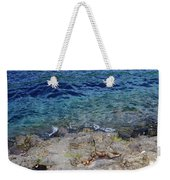 On The Edge Of The Crescent Weekender Tote Bag