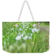 On The Garden Path Weekender Tote Bag