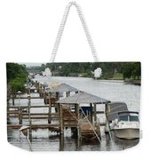 On The Hillsboro Canal Weekender Tote Bag