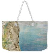 On The Italian Coast Weekender Tote Bag