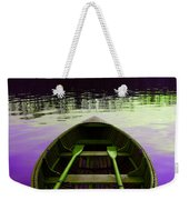 On The Lake Weekender Tote Bag
