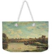 On The Loire Weekender Tote Bag