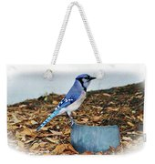 On The Look Out  Weekender Tote Bag
