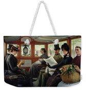 On The Omnibus Weekender Tote Bag