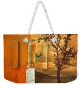 On The Other Side Of The Door Weekender Tote Bag