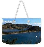 On The Peninsula Weekender Tote Bag