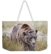 On The Prowl Weekender Tote Bag