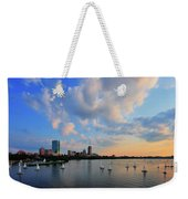 On The River Weekender Tote Bag