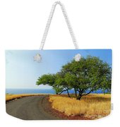 On The Road To Lapakahi Weekender Tote Bag