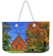 On The Road To Maryville Weekender Tote Bag