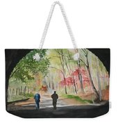 On The Road To Nowhere Weekender Tote Bag