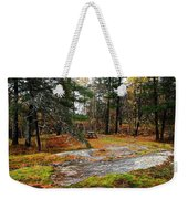 Picnic On The Rocks Weekender Tote Bag