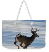 On The Run Weekender Tote Bag by Todd Hostetter