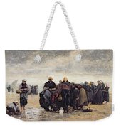 On The Shore Weekender Tote Bag by Jacques Eugene Feyen