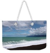 On The Shore Of Lake Ferry Weekender Tote Bag
