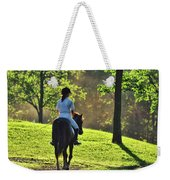 On The Showgrounds Weekender Tote Bag
