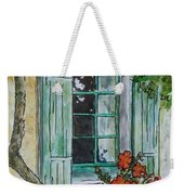 On The Street Where You Live Weekender Tote Bag