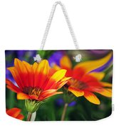 On The Sunny Side... Weekender Tote Bag