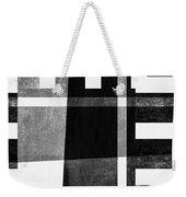 On The Tarmac Designer Series 3a14bwflip Weekender Tote Bag