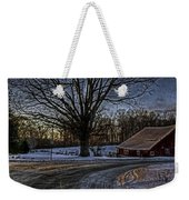 On The Way Home Hdr  Weekender Tote Bag