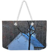 On The Way To Church Weekender Tote Bag