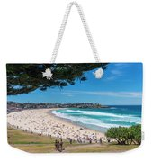 On The Way To The Beach. Weekender Tote Bag