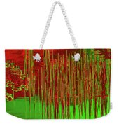 On The Way To Tractor Supply 3 11 Weekender Tote Bag