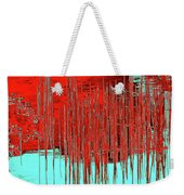 On The Way To Tractor Supply 3 14 Weekender Tote Bag