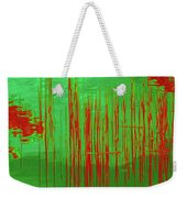 On The Way To Tractor Supply 3 2 Weekender Tote Bag