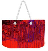 On The Way To Tractor Supply 3 20 Weekender Tote Bag