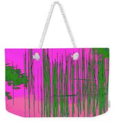 On The Way To Tractor Supply 3 21 Weekender Tote Bag