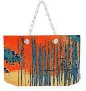 On The Way To Tractor Supply 3 22 Weekender Tote Bag