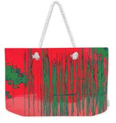 On The Way To Tractor Supply 3 23 Weekender Tote Bag