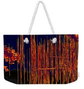 On The Way To Tractor Supply 3 26 Weekender Tote Bag