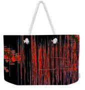 On The Way To Tractor Supply 3 28 Weekender Tote Bag