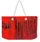 On The Way To Tractor Supply 3 29 Weekender Tote Bag