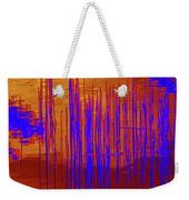 On The Way To Tractor Supply 3 3 Weekender Tote Bag