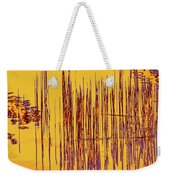 On The Way To Tractor Supply 3 30 Weekender Tote Bag