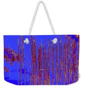 On The Way To Tractor Supply 3 31 Weekender Tote Bag