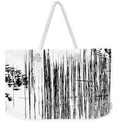 On The Way To Tractor Supply 3 32 Weekender Tote Bag