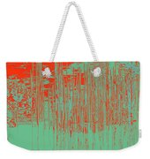 On The Way To Tractor Supply 3 35 Weekender Tote Bag