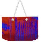 On The Way To Tractor Supply 3 4 Weekender Tote Bag