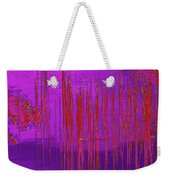 On The Way To Tractor Supply 3 7 Weekender Tote Bag