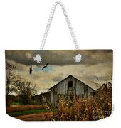 On The Wings Of Change Weekender Tote Bag