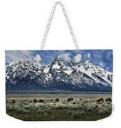 On To Greener Pastures Weekender Tote Bag