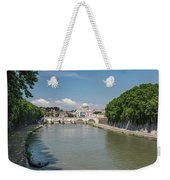 On To The  Tyrrhenian Sea Weekender Tote Bag
